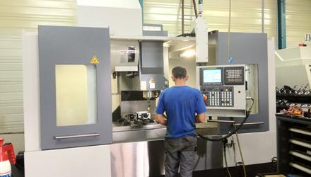processus de fabrication MECA EXPRESS permet de vous livrer vos pièces urgentes en 24h ou 48h
