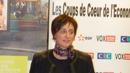 Nathalie Belmonte - Une approche féminine de la mécanique générale