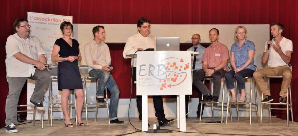 IM Meca : Nathalie BELMONTE à la conférence Impression 3D organisée par ERB